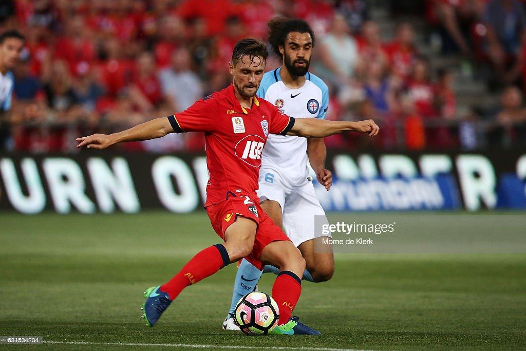 A-League Rd 15 - Adelaide v Melbourne City
