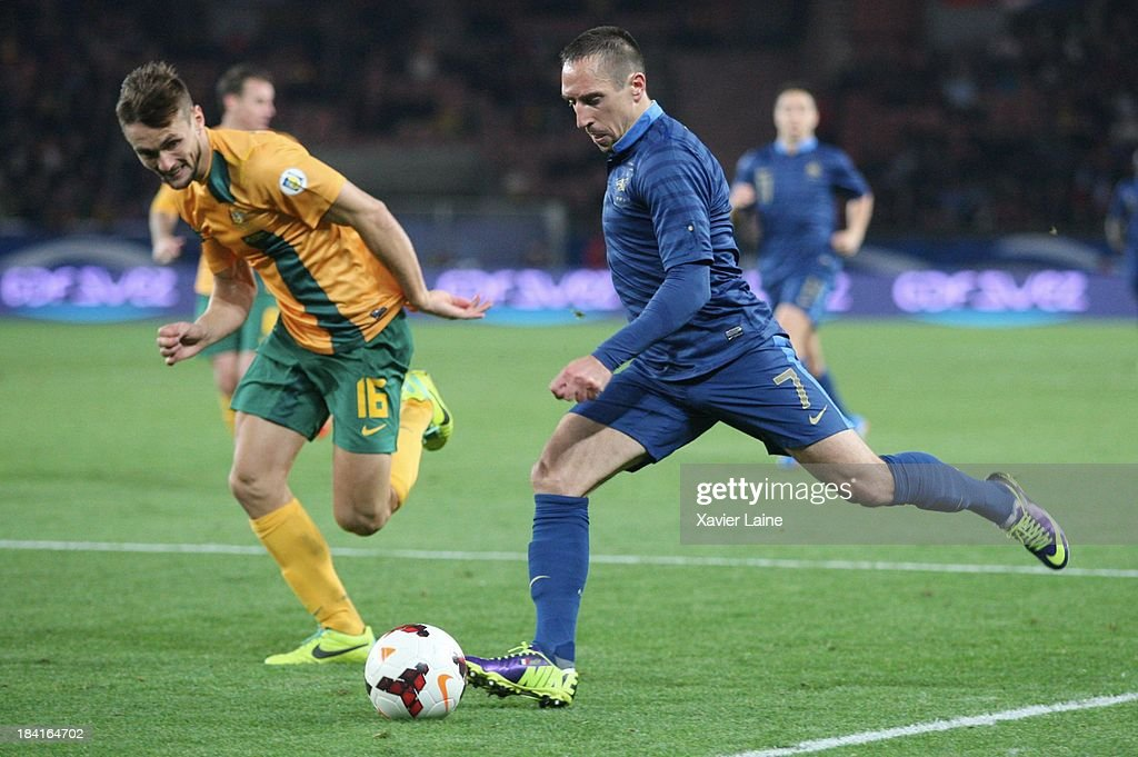 France v Australia - International Friendly