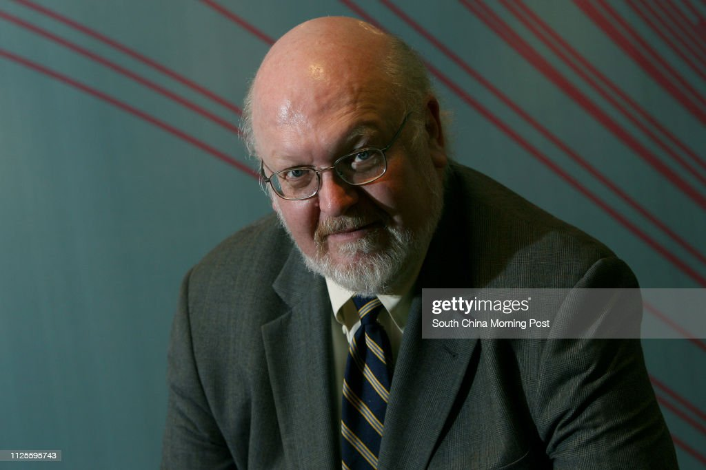 James Holzhauer, chairman of Mayer Brown. 09 JANUARY 2008 : News Photo