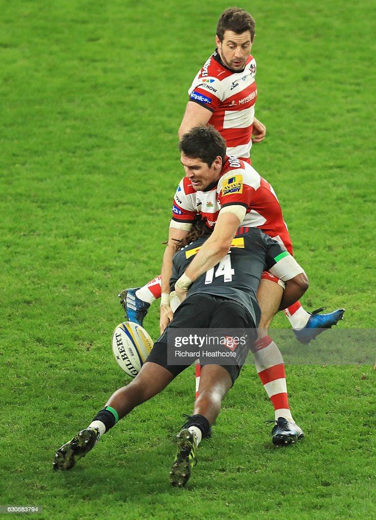 Harlequins v Gloucester Rugby - Aviva Premiership