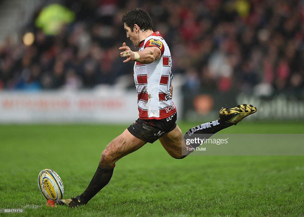 Gloucester Rugby v London Irish - Aviva Premiership : News Photo