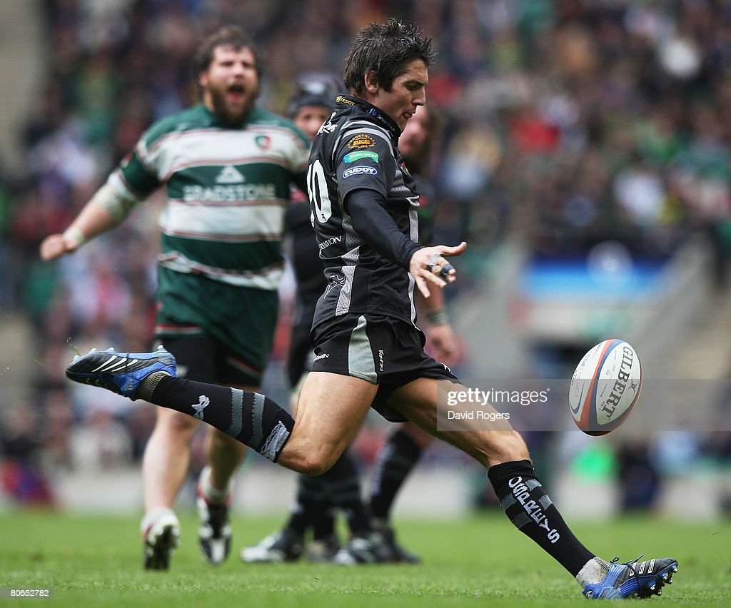 Leicester Tigers v Ospreys - EDF Energy Cup Final : News Photo