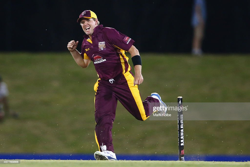 Elimination Final QLD v NSW - Matador BBQs One Day Cup