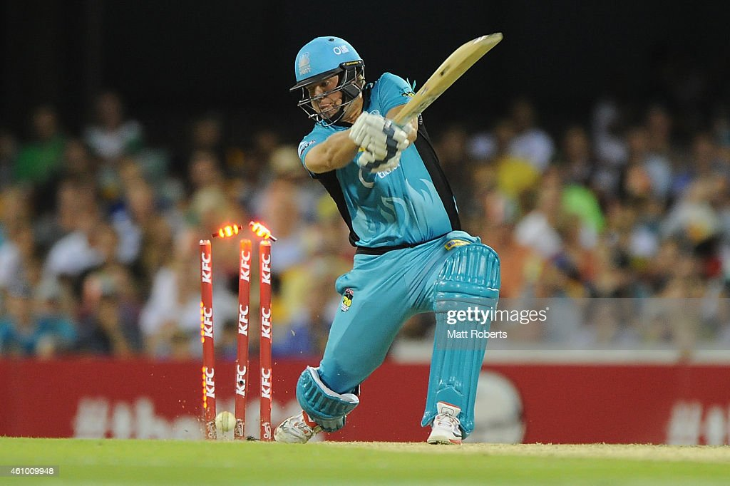 Big Bash League - Brisbane v Adelaide