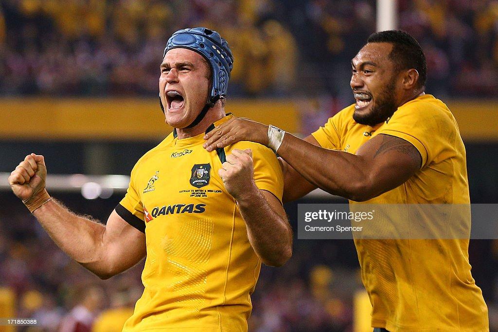Australia v British & Irish Lions: Game 2