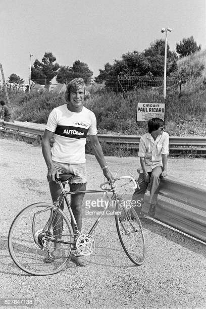 James Hunt, Grand Prix of France, Paul Ricard, 04 July 1976.