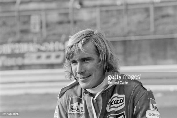 James Hunt, Grand Prix of Japan, Fuji Speedway, 24 October 1976.