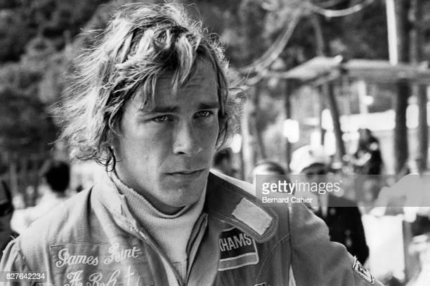 James Hunt, Grand Prix of Monaco, Monaco, 26 May 1974.