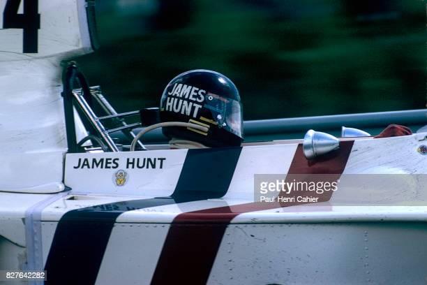 James Hunt, Hesketh-Ford 308, Grand Prix of Germany, Nurburgring, 04 August 1974.