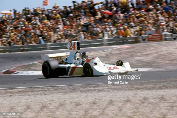 James Hunt HeskethFord 308B Grand Prix of France Paul Ricard 06 July 1975 James Hunt participated in a bicycling race but did not win it…