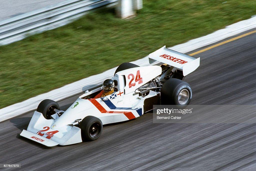 James Hunt, Grand Prix Of Italy : ニュース写真