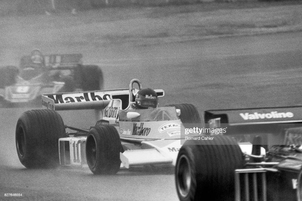 James Hunt, Grand Prix Of Japan : News Photo