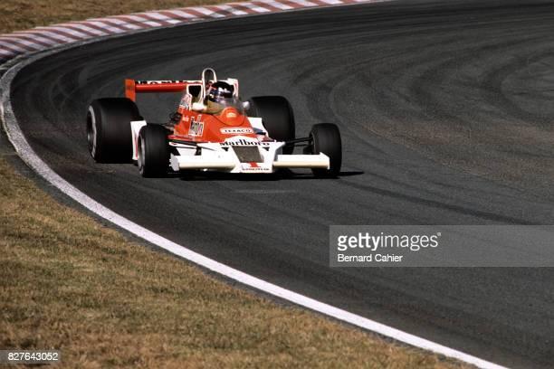 James Hunt McLarenFord M26 Grand Prix of Japan Fuji Speedway 23 October 1977