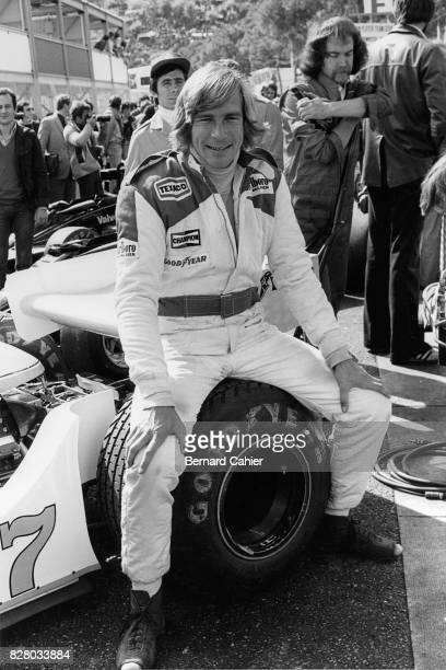 James Hunt, McLaren-Ford M26, Grand Prix of Monaco, Monaco, 07 May 1978.