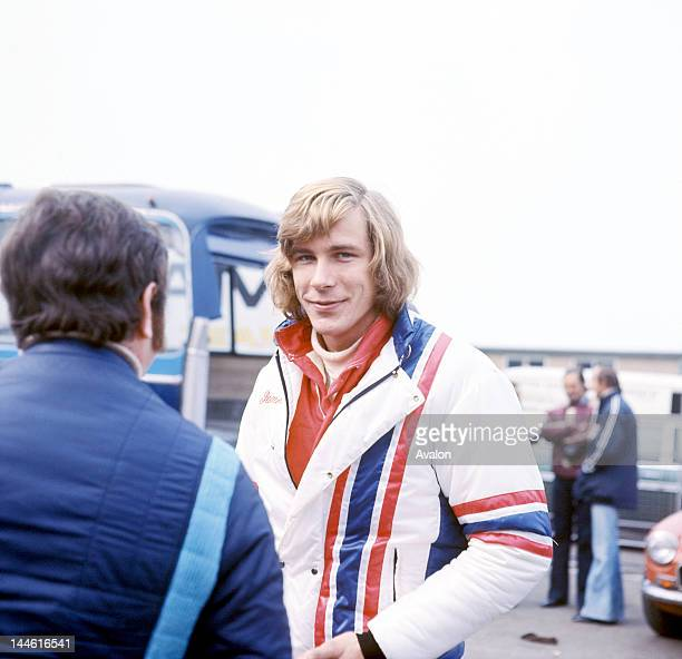 James Hunt VIII R ace of Champions Brands Hatch 18th March 1973