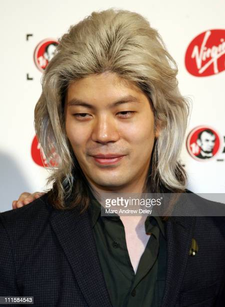 James Iha during 2006 MTV Video Music Awards Virgin Mobile VMA After Party Arrivals at Gotham Hall in New York City New York United States