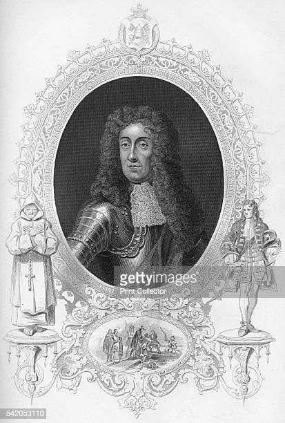 James II' 1859 King of England and Ireland as James II and King of Scotland as James VII from 6 February 1685 until he was deposed in the Glorious...