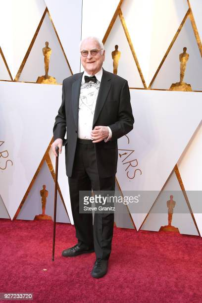 James Ivory attends the 90th Annual Academy Awards at Hollywood Highland Center on March 4 2018 in Hollywood California