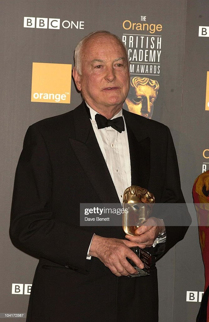 James Ivory, The Orange British Academy Film Awards (bafta) 2002, At The Odeon, Leicester Square, London