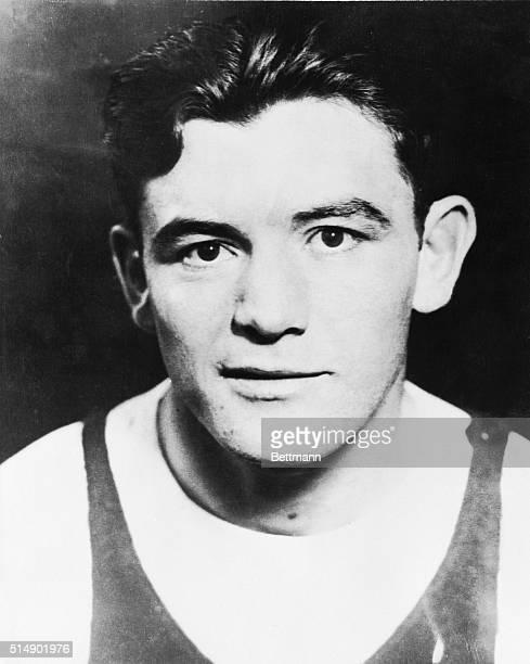 James J Braddock at Stillman's Gym in 1928