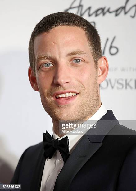 James Jagger at The Fashion Awards 2016 at Royal Albert Hall on December 5 2016 in London England