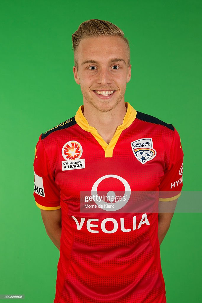 Adelaide United Headshots