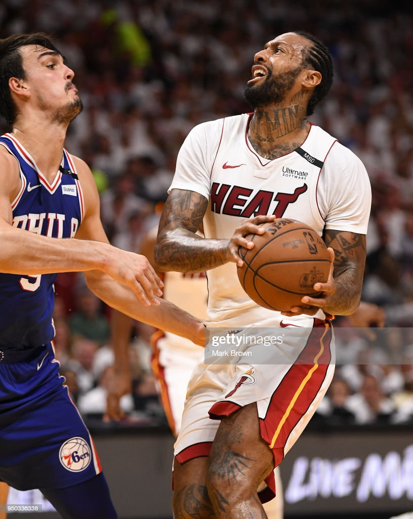 online store 51f3a cfbd0 Philadelphia 76ers v Miami Heat - Game Four   News Photo