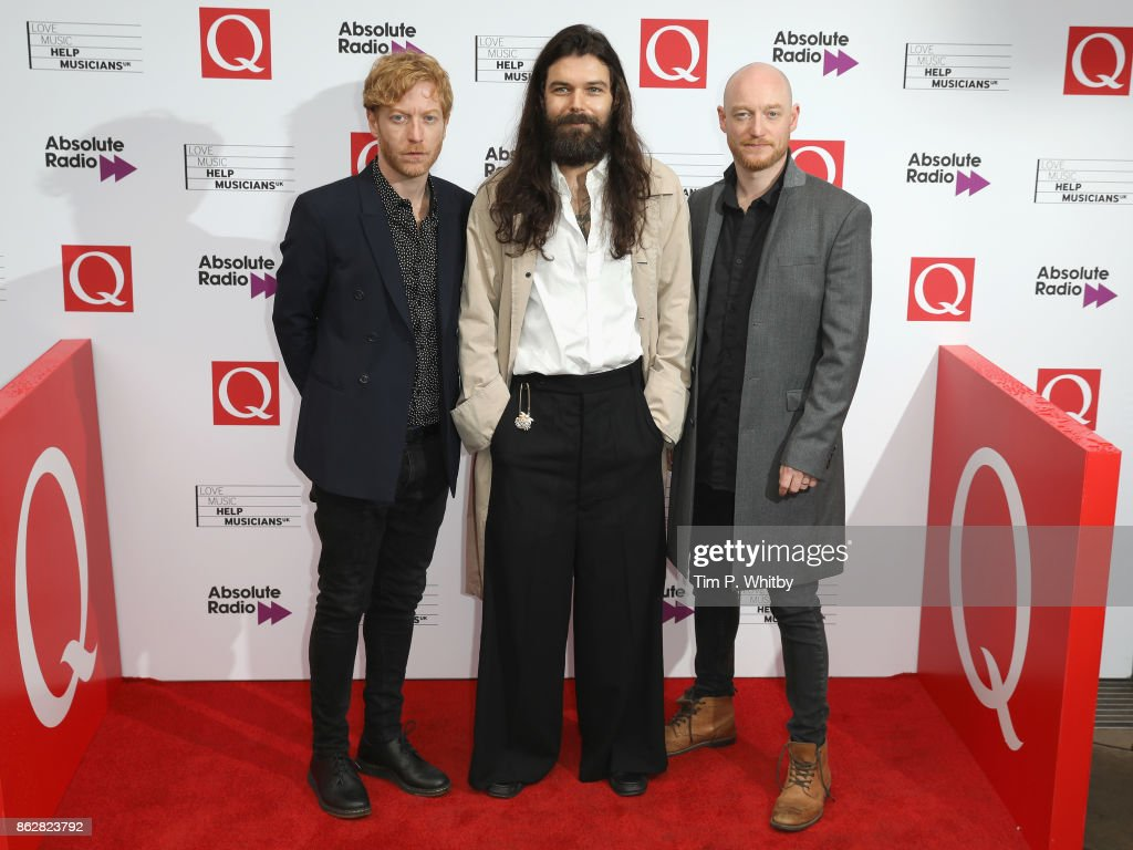 Q Awards 2017 - Outside Arrivals