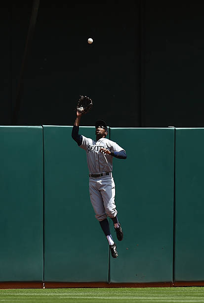 James Jones #99 of the Seattle Mariners