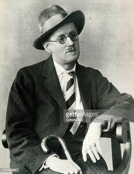 James Joyce portrait Irish writer 2 February 1882 – 13 January 1941 Famous for his novel Ulysses