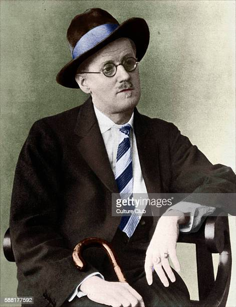 James Joyce portrait Irish writer 2 February 1882 – 13 January 1941 Famous for his novel Ulysses