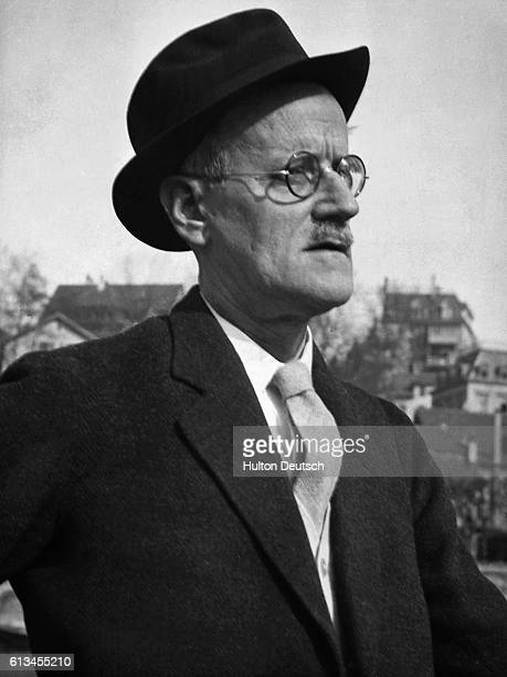 James Joyce the Irish writer His work includes Dubliners Portrait of an Artist as a Young Man and Ulysses His contribution to the development of...