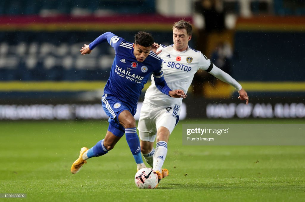 Leeds United v Leicester City - Premier League : News Photo