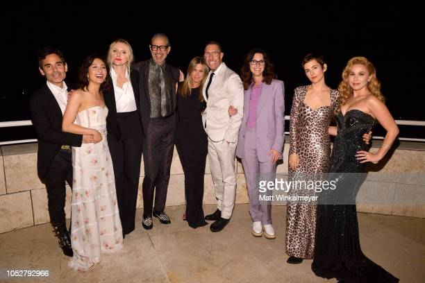 James Kaliardos Constance Wu InStyle Magazine Editor in Chief Laura Brown Jeff Goldblum Jennifer Aniston Chris McMillan Elizabeth Stewart Karla Welch...