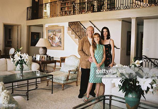 James Keach Jane Seymour daughter Jennifer Jane Seymour Photo Shoot Malibu Home Malibu California