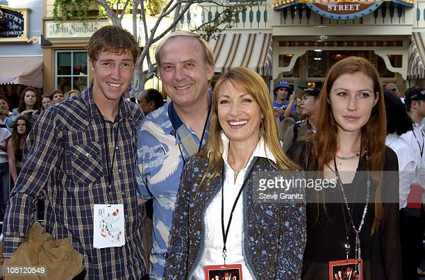 James Keach Jane Seymour Family during The World Premiere of Pirates of The Caribbean The Curse of The Black Pearl at Disneyland in Anaheim...