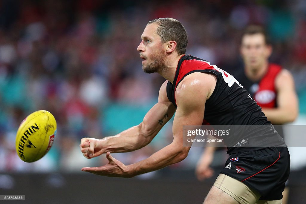 AFL Rd 7 - Sydney v Essendon