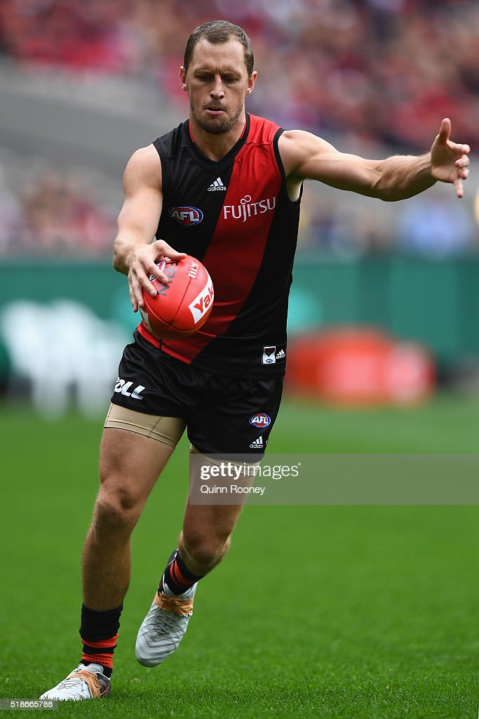 AFL Rd 2 - Essendon v Melbourne