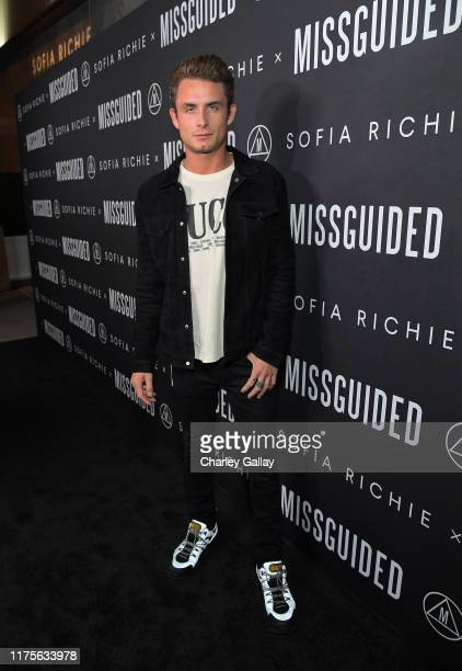 James Kennedy attends Sofia Richie x Missguided Launch Party at Bootsy Bellows on September 18 2019 in West Hollywood California