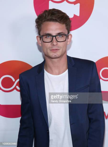 James Kennedy attends the Firework APP launch at Two Bit Circus on September 13 2018 in Los Angeles California