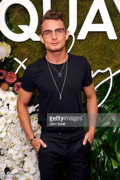 James Kennedy attends the Quay x Chrissy Teigen launch event at The London West Hollywood on August 15 2019 in West Hollywood California