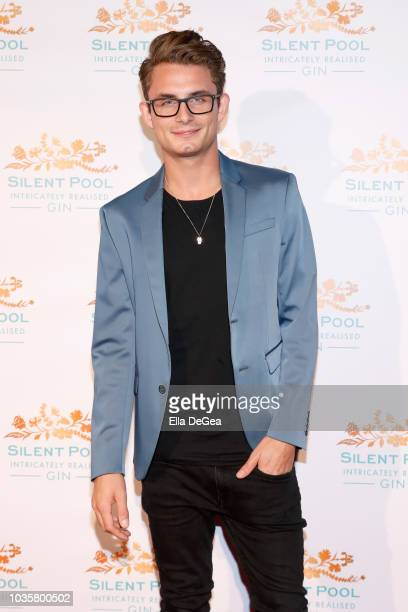 James Kennedy attends the Silent Pool Gin Launch Party at Tom Tom on September 18 2018 in West Hollywood California