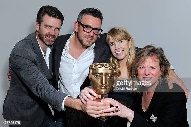 James Knight BAFTA LA Board of Directors coChairman of Games Phil Ashcroft BAFTA LA Board of Directors coChairman of Games Julia Verdin BAFTA LA...