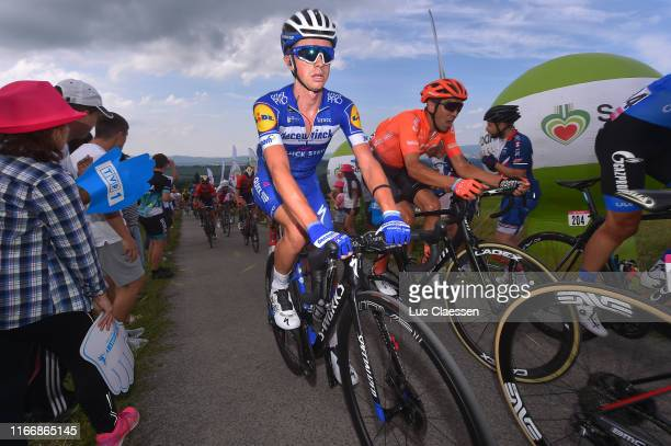James Knox of United Kingdom and Team Deceuninck QuickStep / during the 76th Tour of Poland 2019 Stage 6 a 160km stage from Zakopane to Koscielisko...