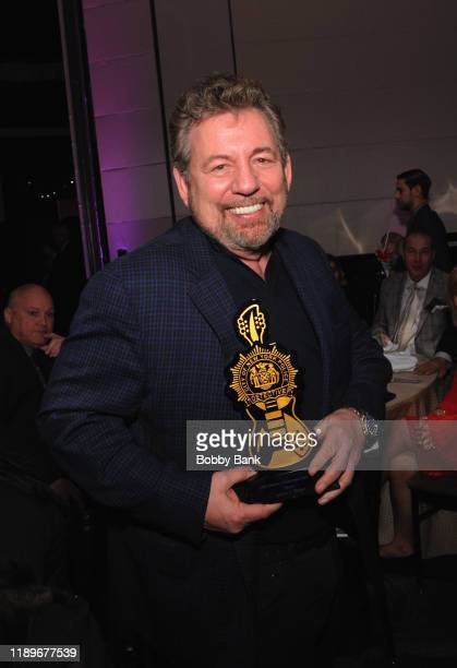 James L Dolan attends the 5th Annual Little Steven's Policeman's Ball at Mandarin Oriental New York on December 20 2019 in New York City