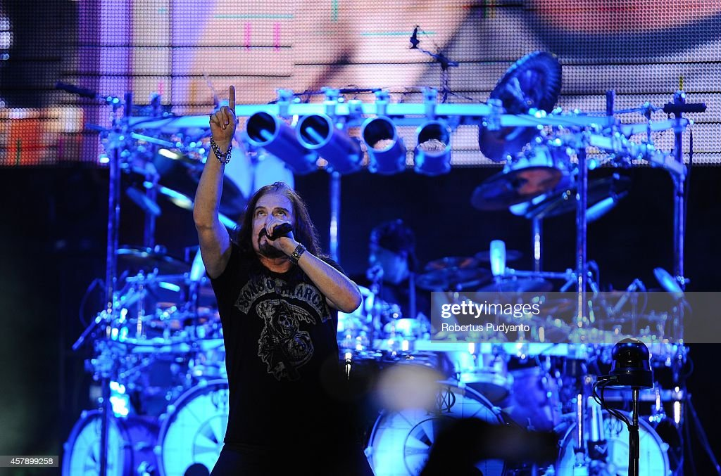 Dream Theater Perform Live In Jakarta