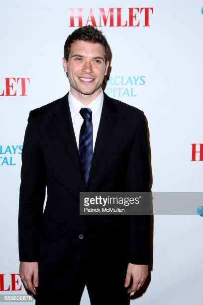 James LaFleur attends Opening Night of HAMLET at Broadhurst Theatre on October 6 2009 in New York City