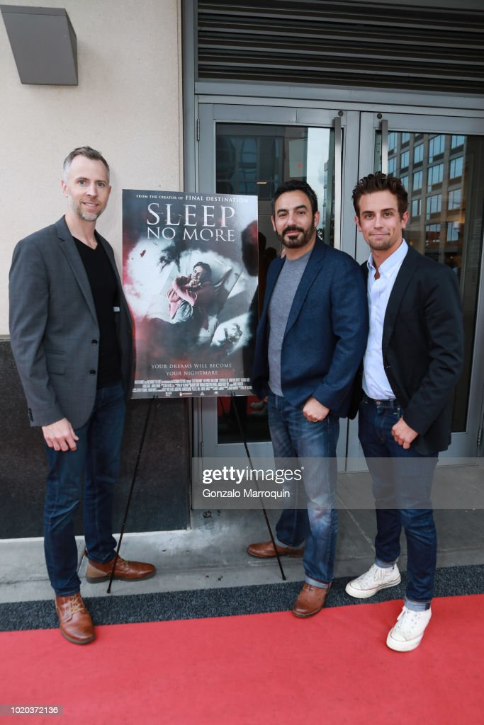 "Premiere For RLJ Entertainment's ""Sleep No More"""
