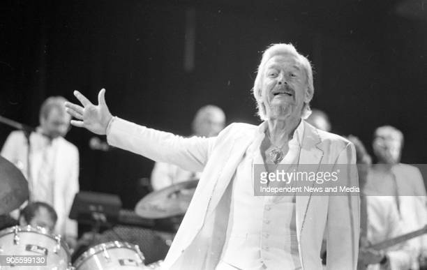 James Last Concert in the RDS