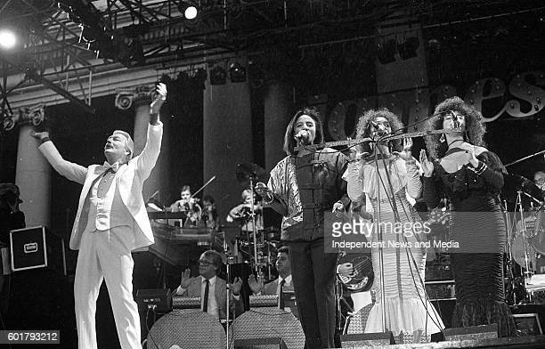 James Last Orchestra in College Green